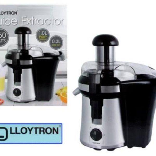 Lloytron E5202BK Juice Extractor