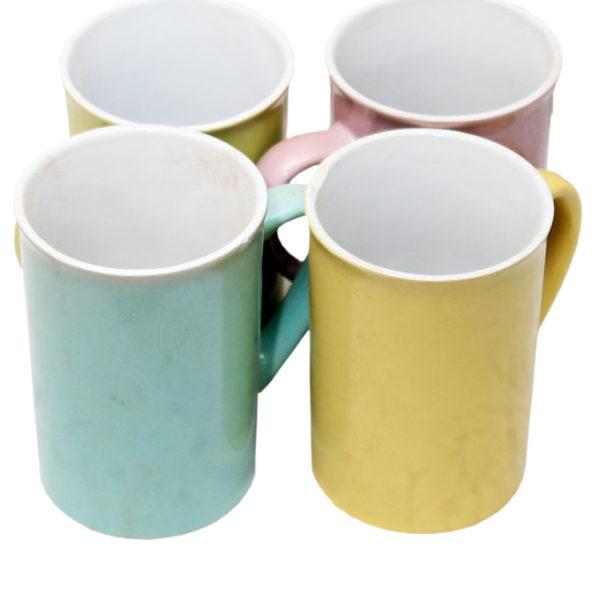 4pieces Stoneware Mug Set