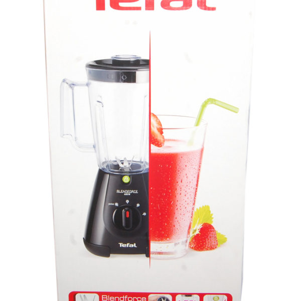 Tefal Blendforce Triplax Blender- Black