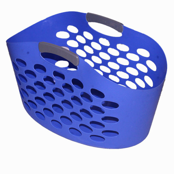 Big size Laundry Basket - Navy Blue