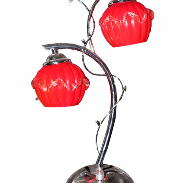 Desk lamp - Red