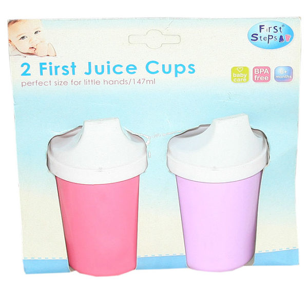 2PCS Kiddies Juice Cup