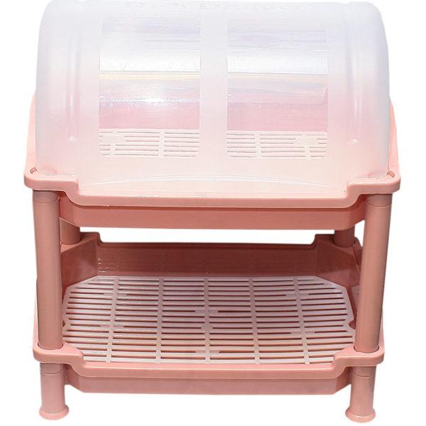 2-tier Elegant Multifunctional Storage Box