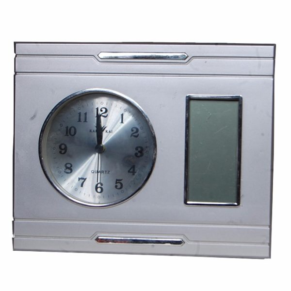 2305 Square Shape Table Clock