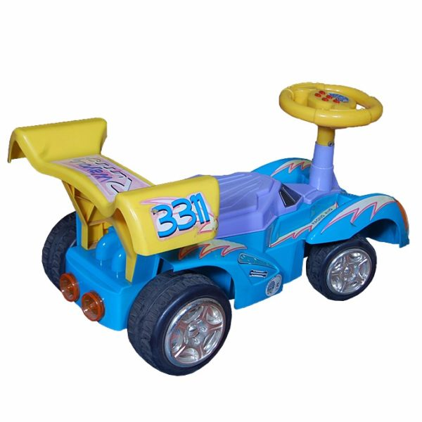 3311 Avertise Space Car - Blue