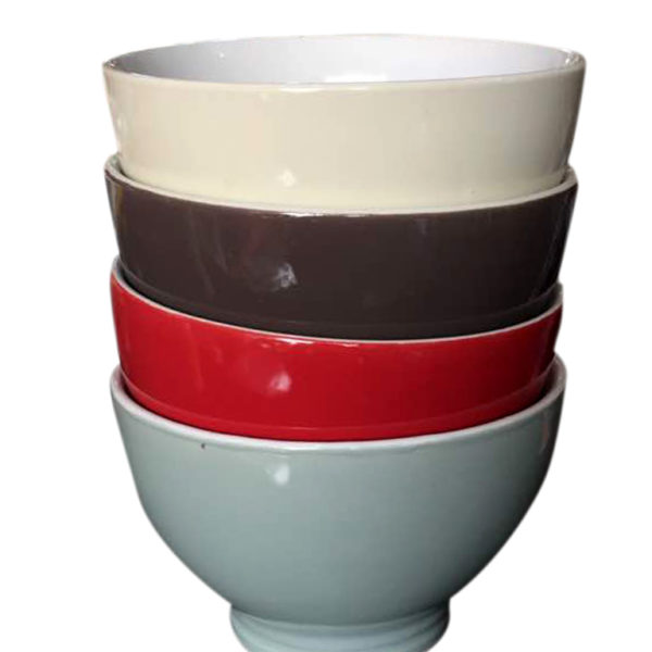 Ceramic Colourful Cereal Bowl