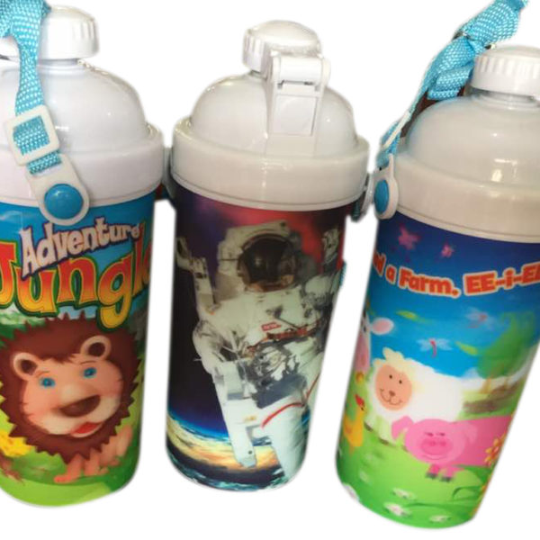 Adventure Jungle Water Bottle