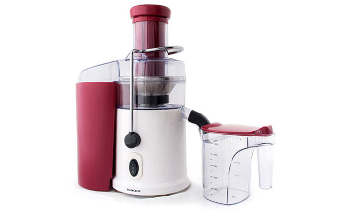 SilverCrest juicer