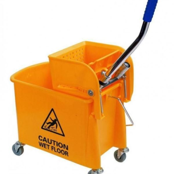 Industrial Mopping Bucket- Yellow