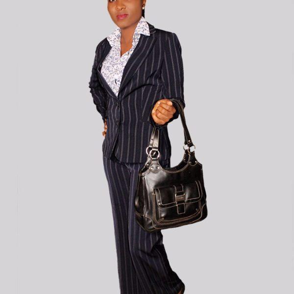 Regular Trouser Suit