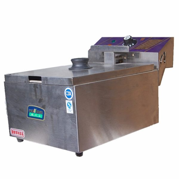 Stainless Steel Deep Frier
