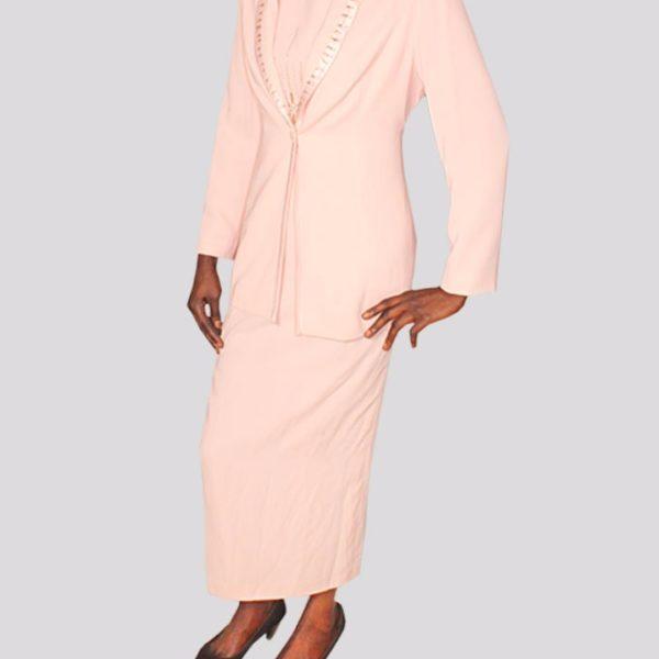 Active Pink Millenium Dress Suit for Occasion