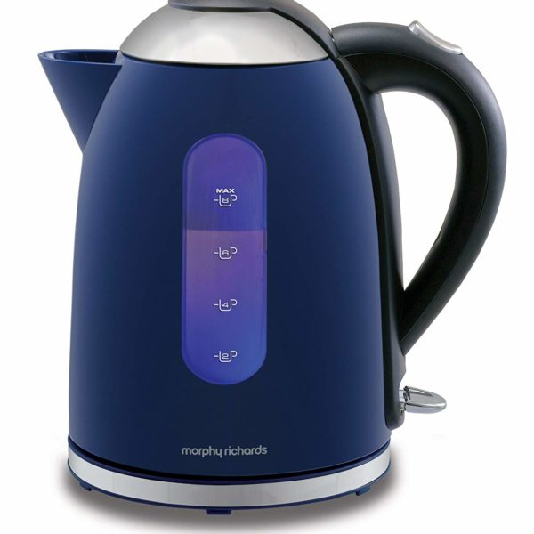 Morphy Richards Accents 43170 Jug Kettle, Blue