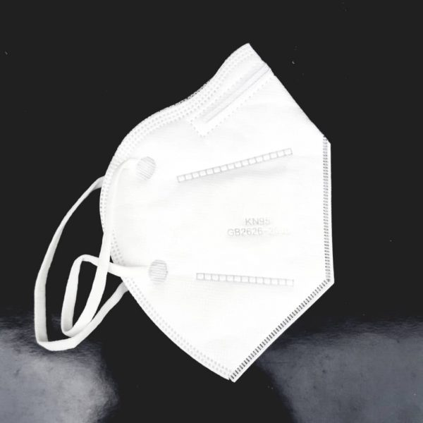 KN95 Respiratory Face Mask With Filter