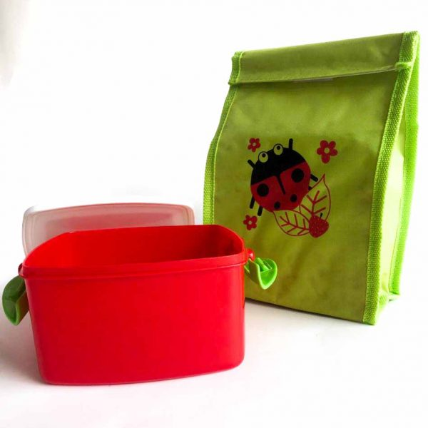 Kids Lunch Box & Picnic Bag
