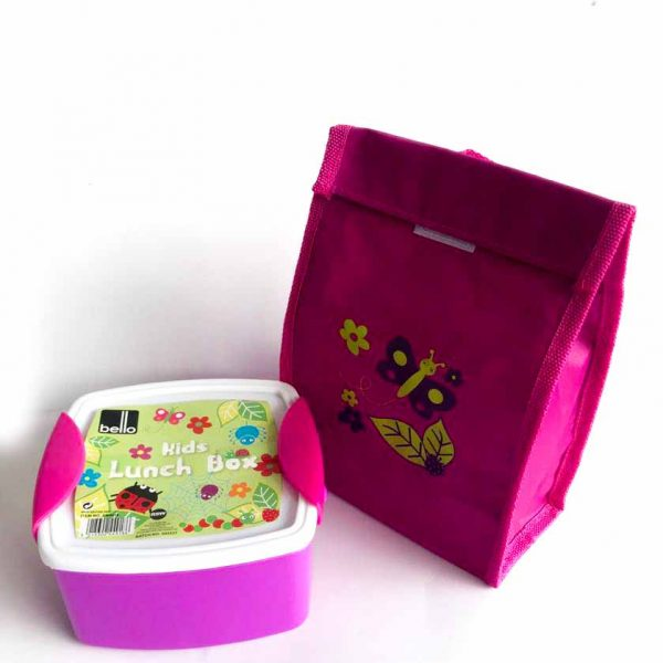 Picnic bag & Lunch box