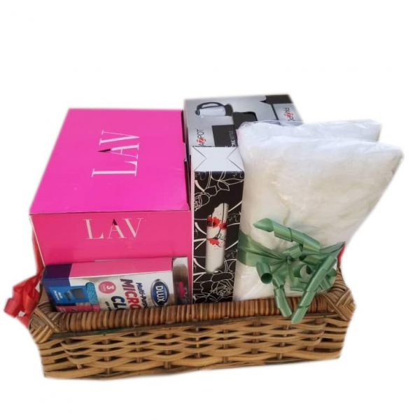 Chrstmas Tray Hamper Exclusive Gift Combo - HTSSTH02